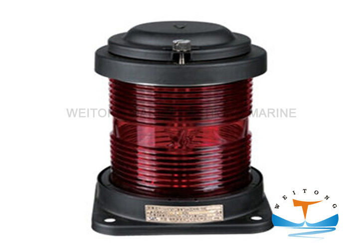 30W 24V Marine Lighting Equipment Stainless Steel Shell Material Single Deck CXH-2S