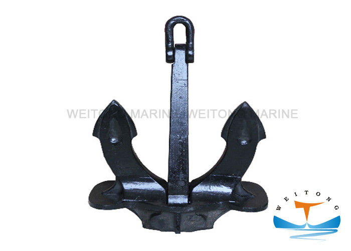 JIS Navy Standard Stockless Anchor , Casting Stainless Steel Boat Anchor