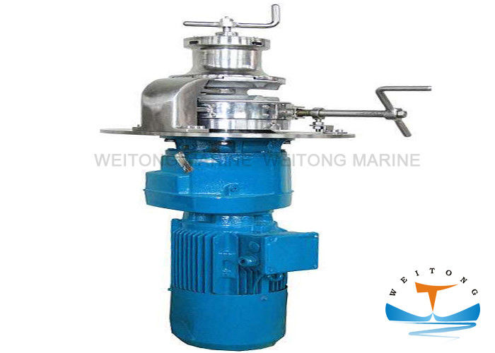 5-20kn Marine Capstan Winch High Durability With Stainless Steel Anchor