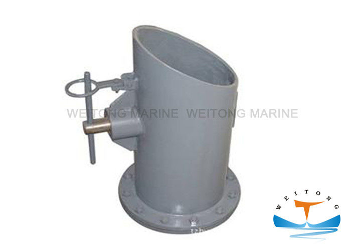 Anti - Rust Paint Marine Mooring Equipment , German Standard Anchor Releaser DIN81906
