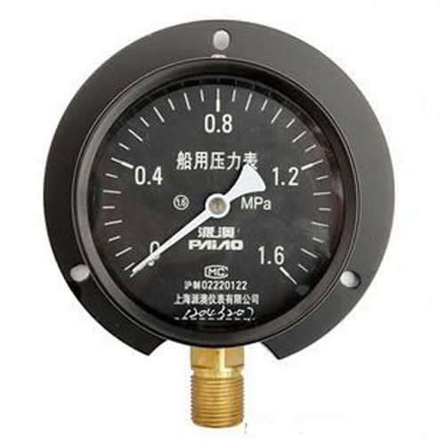 High Performance Marine Safety Equipment / Marine Oil Pressure Gauge